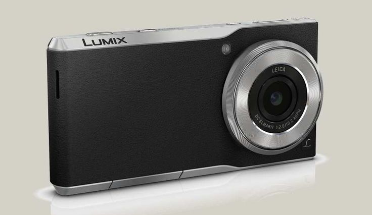 Panasonic introduces DMC-CM1, 20MP Camera with Leica lens