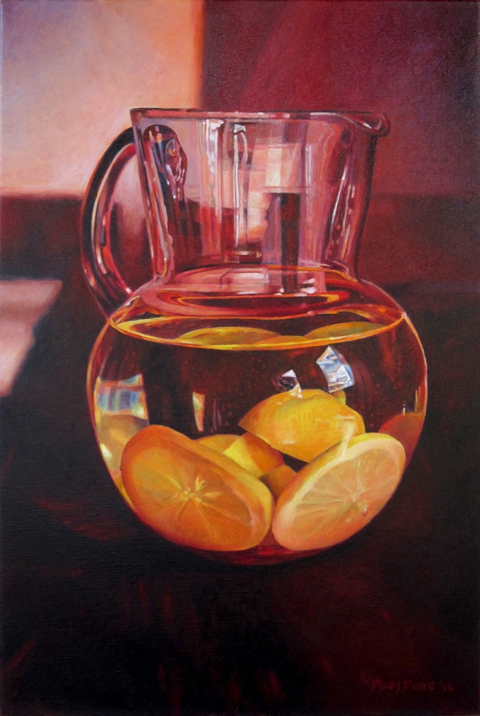MARY PRATT: When Given Lemons