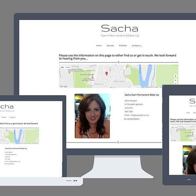 Was a pleasure building this website for my newest client sacha best semi permanent makeup artist in London  great prices also.  Check it out http://ift.tt/2k93Atq  #webdesign #webdeveloper #responsivewebdesign #responsivewebdevelopment #html5 #CSS3 #PHP #JavaScript #makeup #london #isleworth #ink #eyebrows