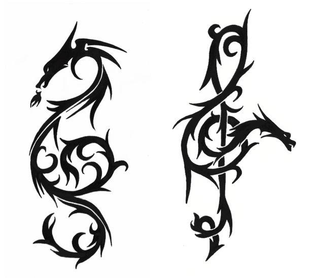 dragon treble clef tattoo by sazinator deviantart com on Marching Drumline Clip Art free drumline clipart