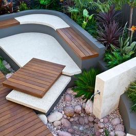 Modern Garden Design Ideas, Pictures, Remodel, and Decor - page 5