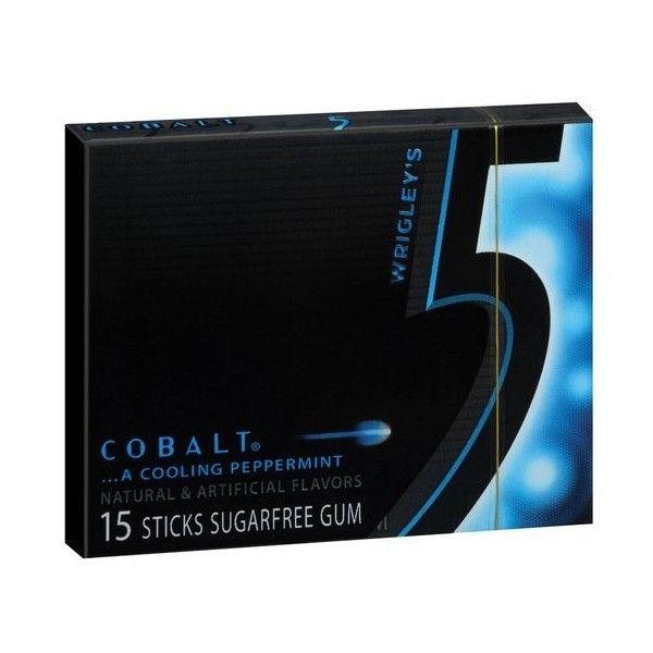 5 Cobalt Sugar Free Chewing Gum