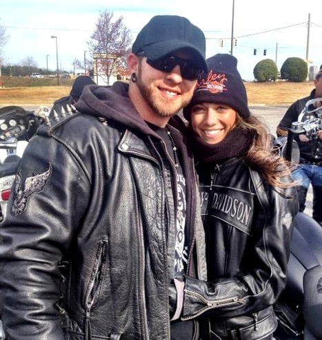 jana kramer and brantley gilbert engaged - Good looking couple for sure !!!