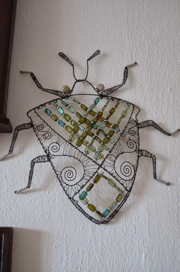 248 best wire art - animals images on Pinterest | Wire art, Wire ...