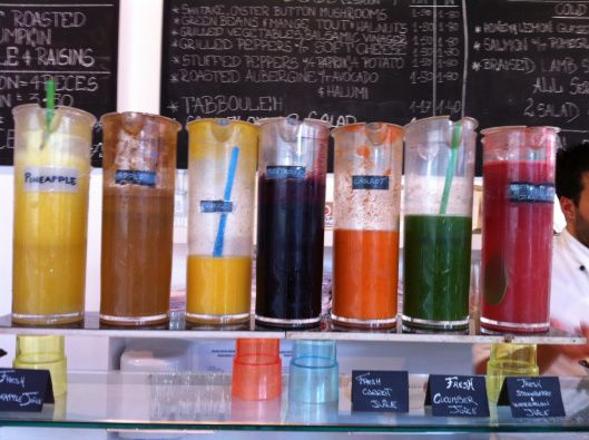 Foodilic Fresh Juices