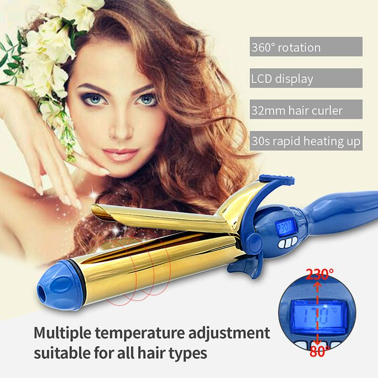 25 best heated curlers ideas on pinterest no heat hair for 32mm ultimate salon curler