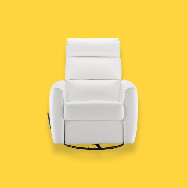 Malli: Comforto recliner Vaihtoehdot: tuoli, 3- ja 2-istuttava sohva, kulmasohva Jälleenmyyjä: Isku-myymälät  #pohjanmaan #pohjanmaankaluste #käsintehty