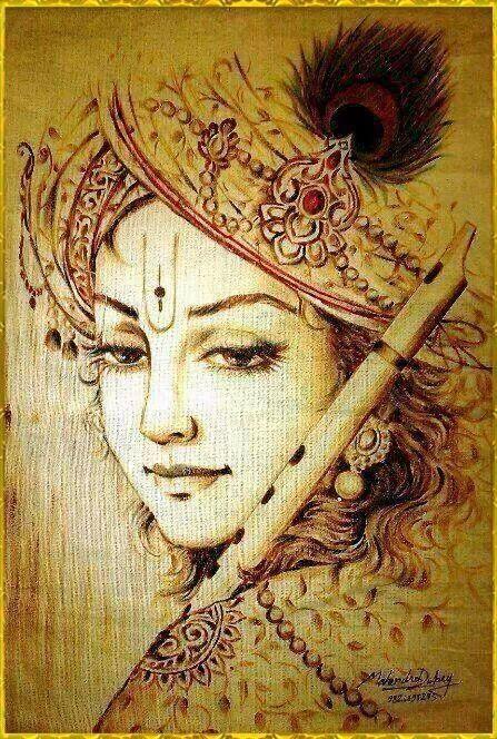 14.Sri Krishna (c. BC) – Spiritual Teacher of Hinduism