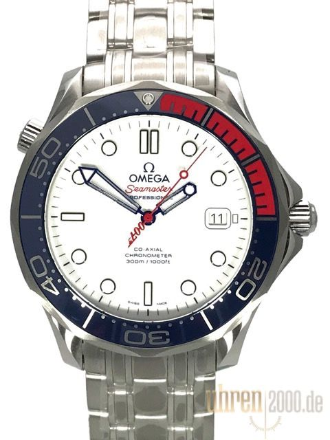 a0b4d25658d Omega Seamaster 300M Commander s Watch James Bond 007 Limited Edition