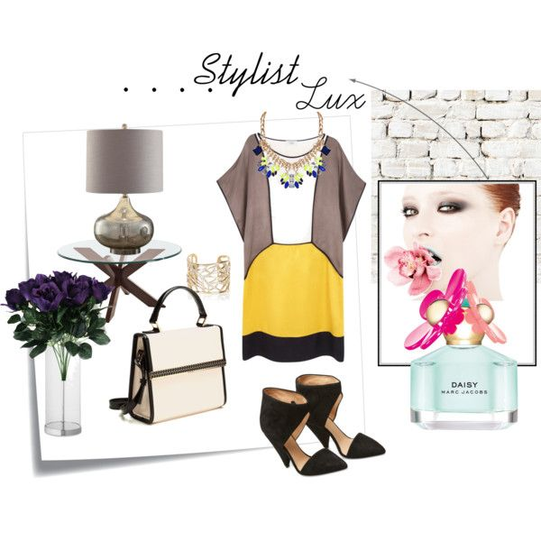 """""""lux stylist"""" by deluniq on Polyvore"""