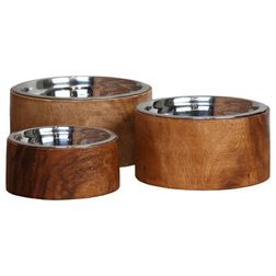 Transitional Pet Bowls And Feeding by Obelisk Home