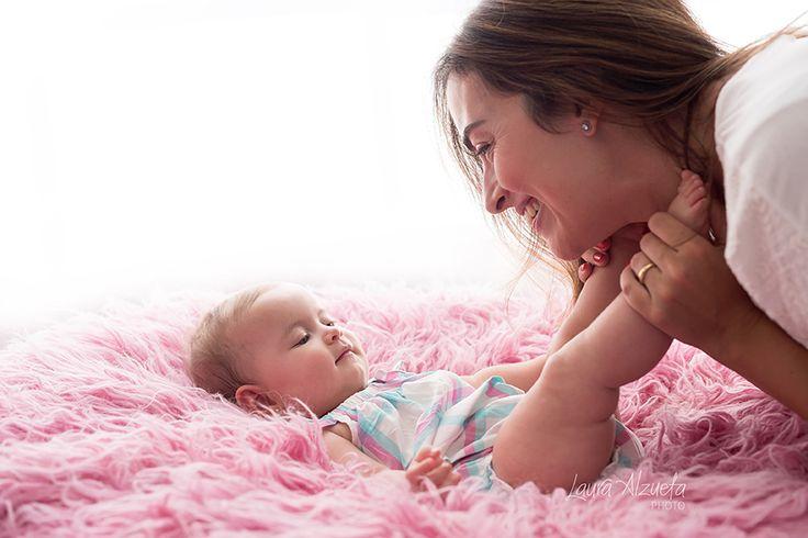 acompanhamento de bebes: o amor de mae e filha é mesmo único!! Não tem nada igual!! Neste dia das mães, nossa homenagem especial a este amor!!