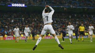 Cristiano Ronaldo  Epic Goal Celebration Compilation  2013-2016 HD