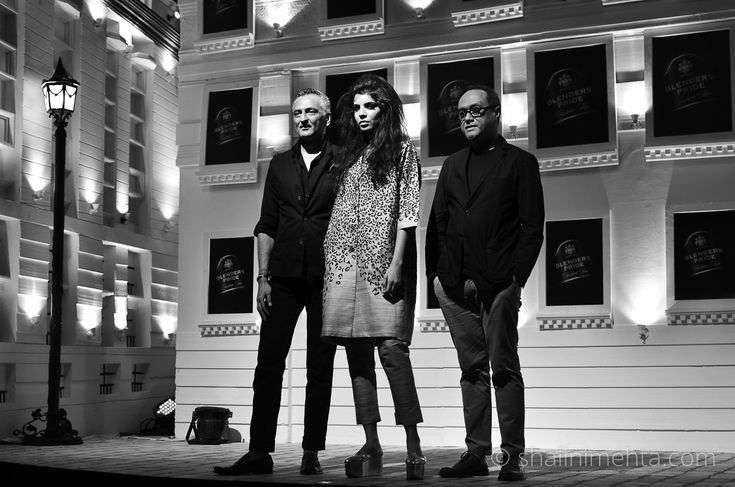 Blenders Pride Fashion Tour 2014 #abrahamandthakore #fashion #designers #blenderspridefashiontour #blenderspride #bpft #fashionevent #mumbai