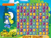 Pitufos Candy Crush :)  http://www.juegos-gratisjuegos.com/pitufos-candy-crush/
