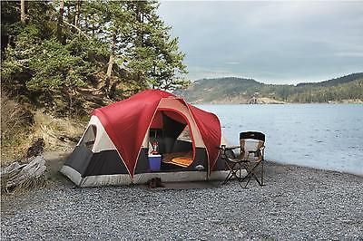 6 Person Tent Camping Traveling Hike Trail Family Dome Outdoor Backyard 12x10ft