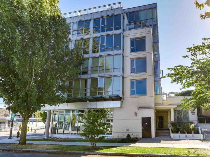 Condo for sale at 1808 W 3rd Ave Unit 505 Vancouver
