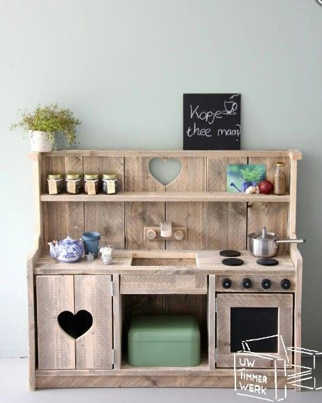 Ikea Houten Speelgoed Keuken : 48X40 Pallet 7 Over 3
