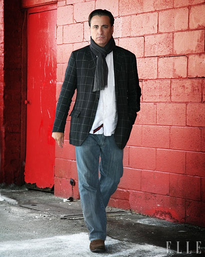 Andy Garcia - stylish man!