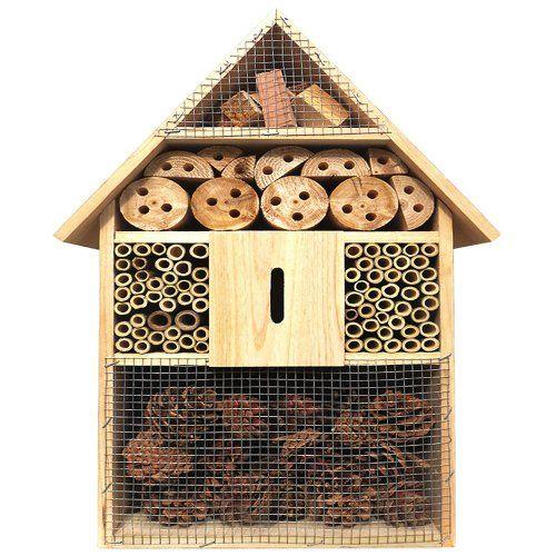53 best insektenhotels images on pinterest. Black Bedroom Furniture Sets. Home Design Ideas