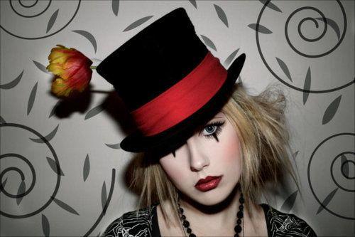 cute clown girl - Google Search