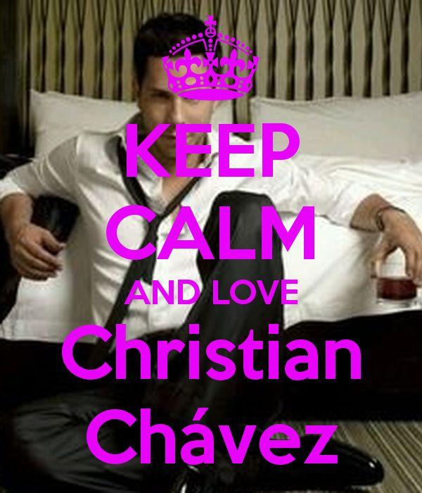 Keep calm: Christian Chávez (06)
