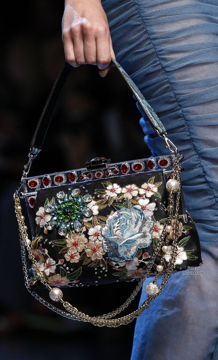 Dolce & Gabbana SS2016 Women's Fashion | Purely Inspiration