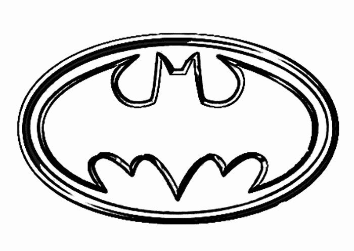 Batman Symbol Coloring Page Fresh Batman Coloring Pages In 2020 Batman Coloring Pages Superhero Coloring Pages Printable Batman Logo