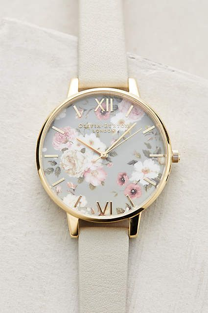 Garden Grove Watch - anthropologie.com #anthrofave