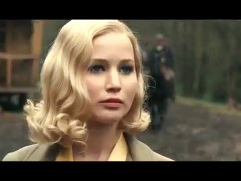 Serena Official TRAILER (2014) Jennifer Lawrence, Bradley Cooper Movie HD - YouTube