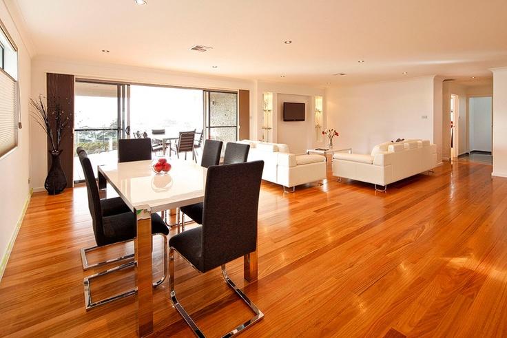 Open plan featured in the Dakota 302 home design. http://www.hotondo.com.au/home-design-dakota302_539.aspx