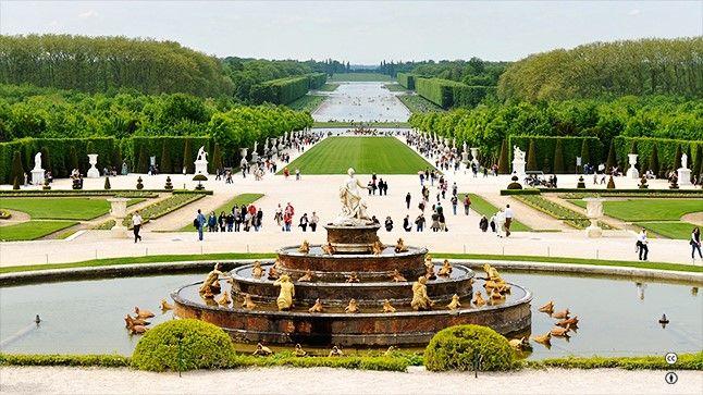 프랑스식 정원 예술