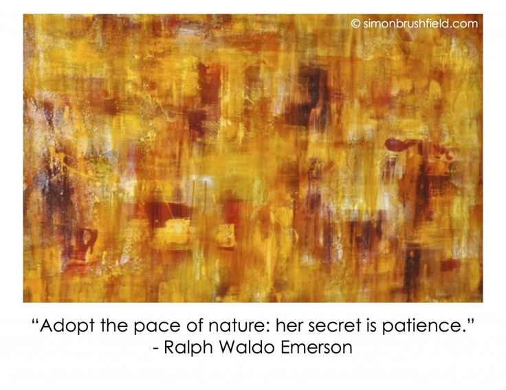 Natures secret reveals an essential ingredient in the creative process. Click to discover the secret