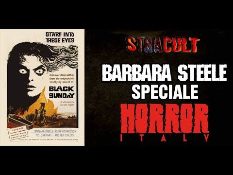 Barbara Steele Intervista Stracult Special - Horror Italy - - YouTub