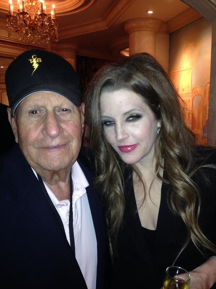 Lisa and Joe - Lisa Marie Presley Photo (39327955) - Fanpop