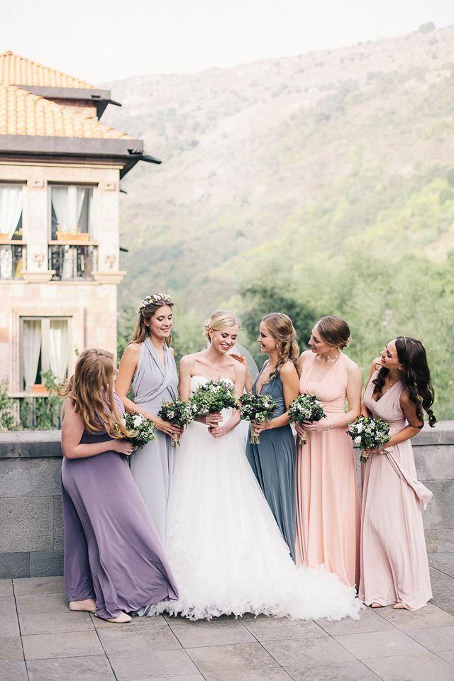 Bridesmaids #Bridesmaids #wedding #Bridesmaidsdress #girls #bride