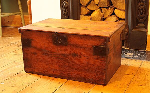 Victorian Trunk Chest Coffee Table Restored by ArtePoveraCrafts on Etsy https://www.etsy.com/listing/247555656/victorian-trunk-chest-coffee-table