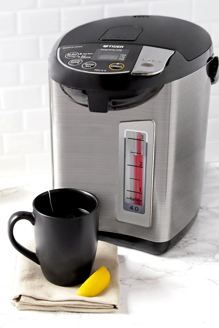Uncategorized Water Heater Kitchen Appliance 17 best images about tiger electric water heaterdispensers on ever wonder what the perfect temperature is for your favorite teas and french press coffee