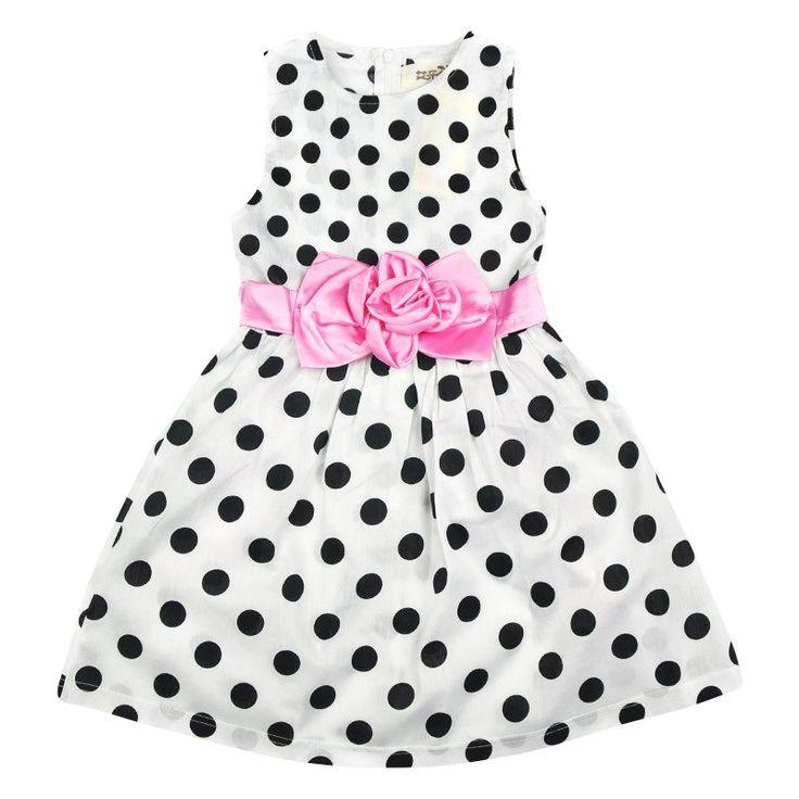 $4.61 (Buy here: https://alitems.com/g/1e8d114494ebda23ff8b16525dc3e8/?i=5&ulp=https%3A%2F%2Fwww.aliexpress.com%2Fitem%2FKids-Clothing-Summer-Dresses-Toddler-Girl-Princess-Dress-Sleeveless-Polka-Dots-Bowknot-Lovely-Birthday-Party-Sundress%2F32790080596.html ) Kids Clothing Summer Dresses Toddler Girl Princess Dress Sleeveless Polka Dots Bowknot Lovely Birthday Party Sundress W02 for just $4.61