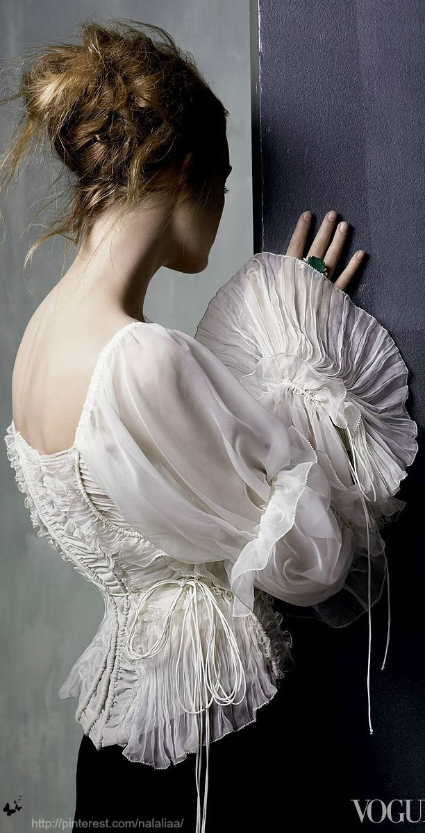Corsetry in Vogue