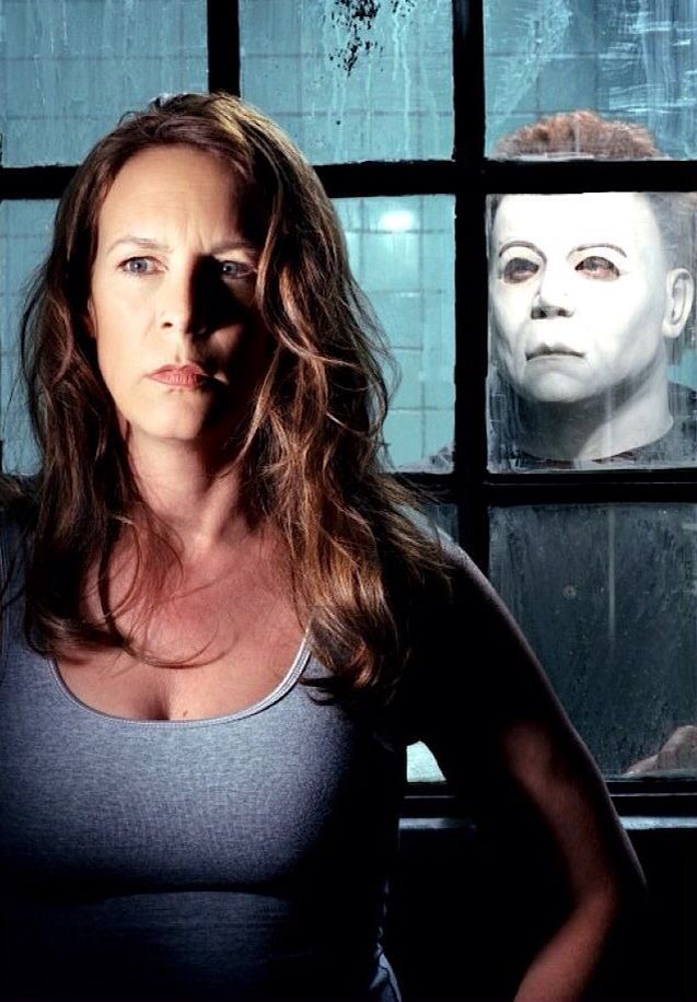 Jamie Lee Curtis, Halloween Resurrection.
