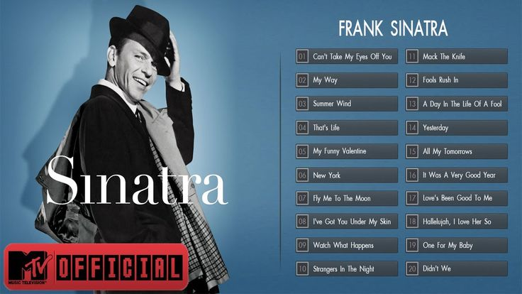 Frank Sinatra Greatest Hits | The Best Of Frank Sinatra Songs