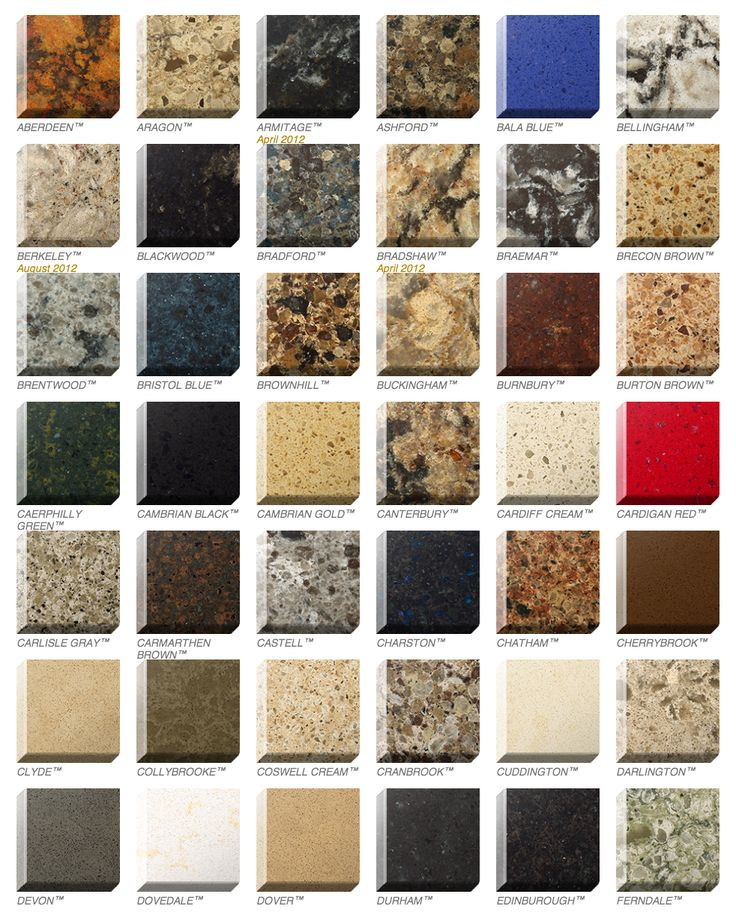 Kitchen Countertops Quartz Colors
