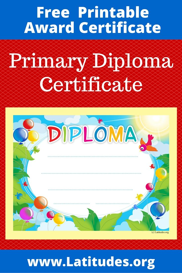 58 best award certificates for kids images on pinterest