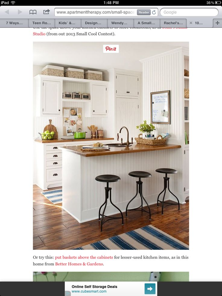 Cabinets- my style