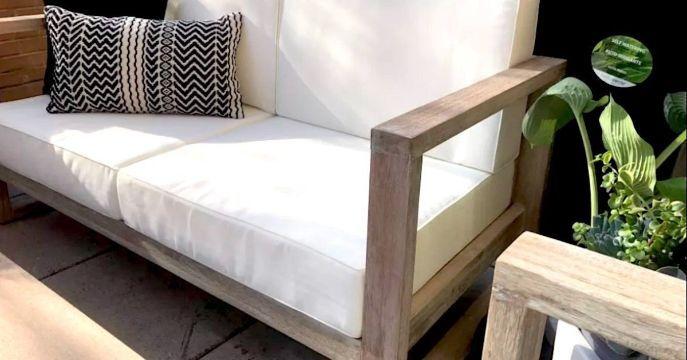4 ideas para cojines para sala de madera interior y ...