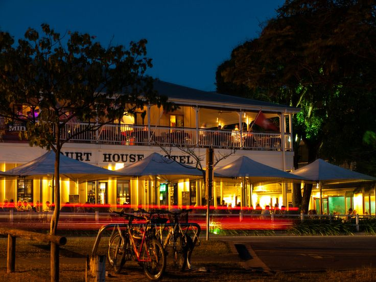 Court House Hotel, Port Douglas, Far North Queensland