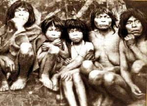 Selknam Genocide: The Invisible Fuegian natives - Google Search