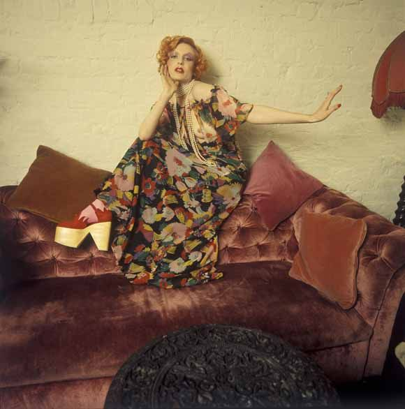 Ika Hindley in Ossie/Celia by Herb Schmitz, early 1970s