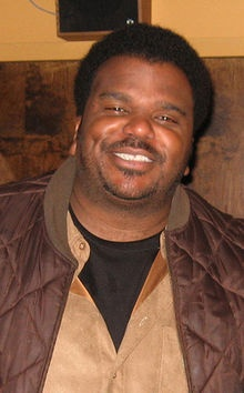 Craig Robinson. Always adorable and hilarious.